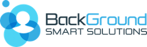 Background Smart Solution logo without tagline