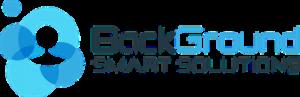 Background Smart Solution logo without tagline