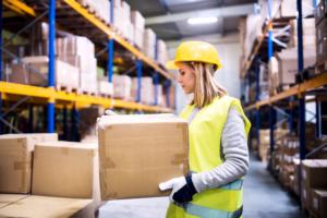 warehouse staffing